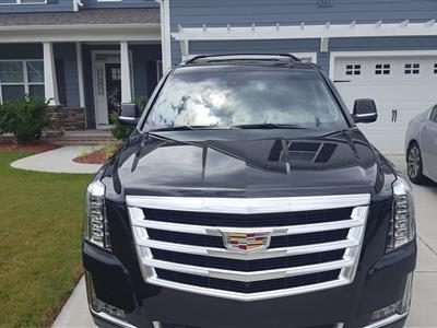 2018 Cadillac Escalade ESV lease in Knightdale,NC - Swapalease.com