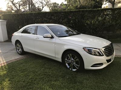 2016 Mercedes-Benz S-Class lease in Beverly Hills,CA - Swapalease.com
