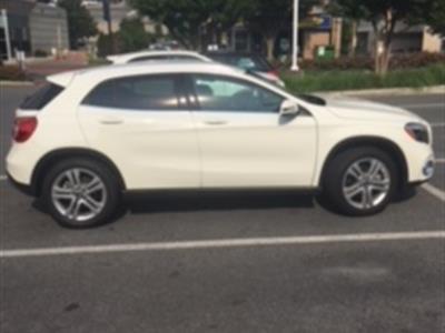 2018 Mercedes-Benz GLA SUV lease in Bethesda,MD - Swapalease.com