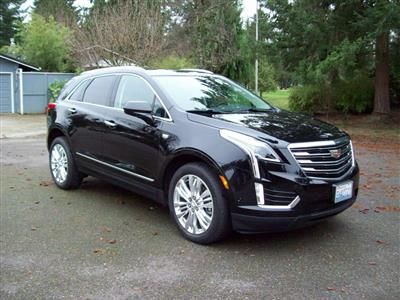 2017 Cadillac XT5 lease in RENTON,WA - Swapalease.com