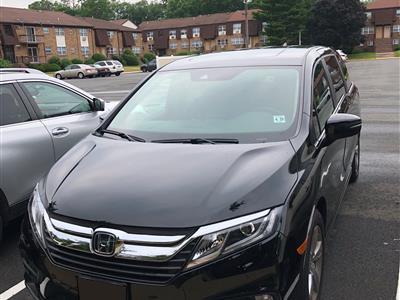 2018 Honda Odyssey lease in ,NJ - Swapalease.com