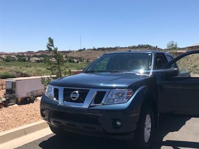 2016 Nissan Frontier lease in Saint George,UT - Swapalease.com