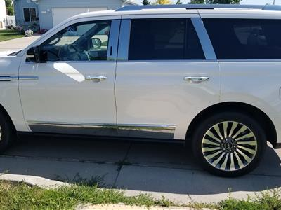 2018 Lincoln Navigator lease in Grand Forks,ND - Swapalease.com