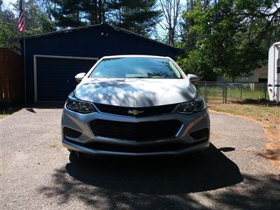 2018 Chevrolet Cruze lease in Clay,MI - Swapalease.com