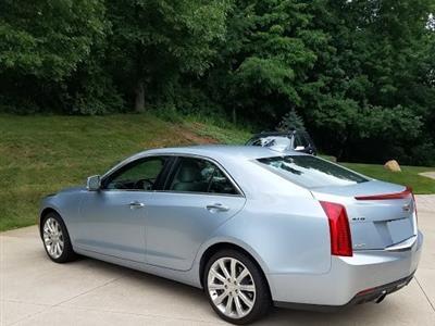 2017 Cadillac ATS lease in Brighten,MI - Swapalease.com