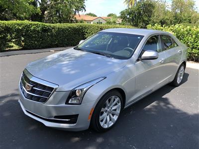 2018 Cadillac ATS lease in Boynton Beach,FL - Swapalease.com