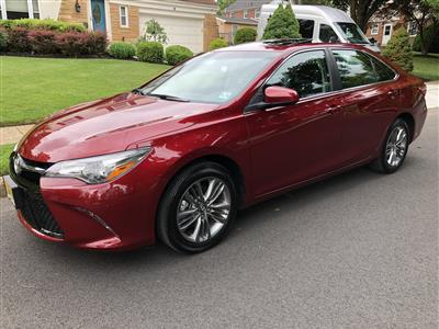 2016 Toyota Camry lease in Cherry Hill,NJ - Swapalease.com