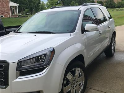 2017 GMC Acadia lease in CRESTWOOD,KY - Swapalease.com