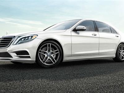 Beautiful 2017 Mercedes Benz S Class