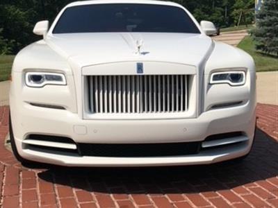 2018 Rolls-Royce Wraith lease in Cincinnati,OH - Swapalease.com