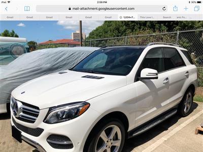 2017 Mercedes-Benz GLE-Class lease in Honolulu,HI - Swapalease.com