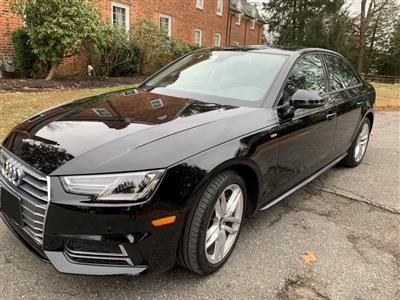 2017 Audi A4 lease in Silver Spring,MD - Swapalease.com