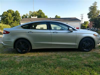 2016 Ford Fusion lease in PATASKALA,OH - Swapalease.com