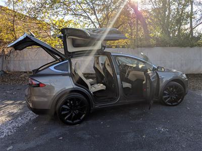 2016 Tesla Model X lease in Atlanta,GA - Swapalease.com