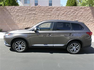 2017 Mitsubishi Outlander lease in Las Vegas,NV - Swapalease.com
