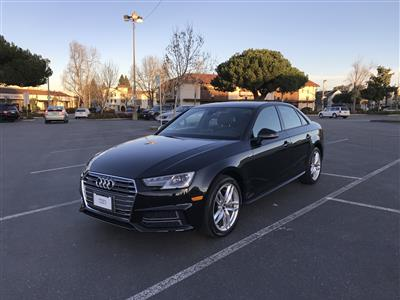 2017 Audi A4 lease in San Francisco,CA - Swapalease.com