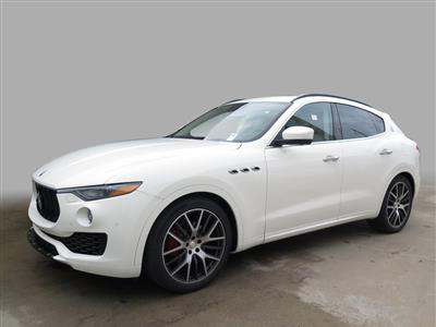 2017 Maserati Levante lease in Austin,TX - Swapalease.com