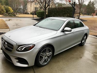 2018 Mercedes-Benz E-Class lease in Milton,GA - Swapalease.com