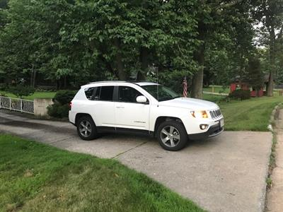 2017 Jeep Compass lease in Canfield ,OH - Swapalease.com