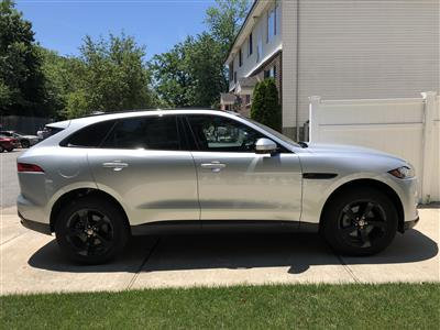 2017 Jaguar F-PACE lease in Staten Island,NY - Swapalease.com