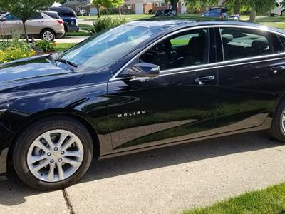 2018 Chevrolet Malibu lease in Warren,MI - Swapalease.com