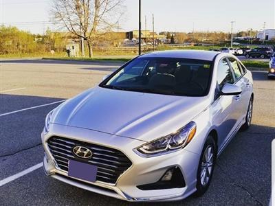 2018 Hyundai Sonata lease in Harrisnburg,VA - Swapalease.com