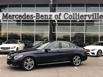 2018 Mercedes-Benz C-Class lease in collierville,TN - Swapalease.com