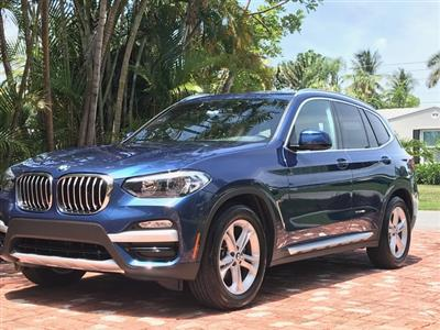 2018 BMW X3 lease in Ft. Lauderdale,FL - Swapalease.com