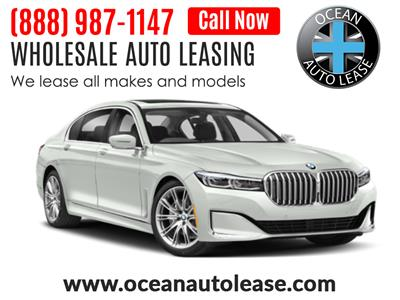 2021 BMW 7 Series lease in New York,NY - Swapalease.com