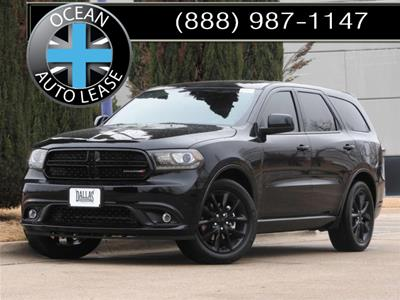2018 Dodge Durango lease in New York,NY - Swapalease.com