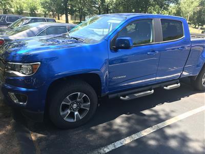 2018 Chevrolet Colorado lease in Meriden,CT - Swapalease.com