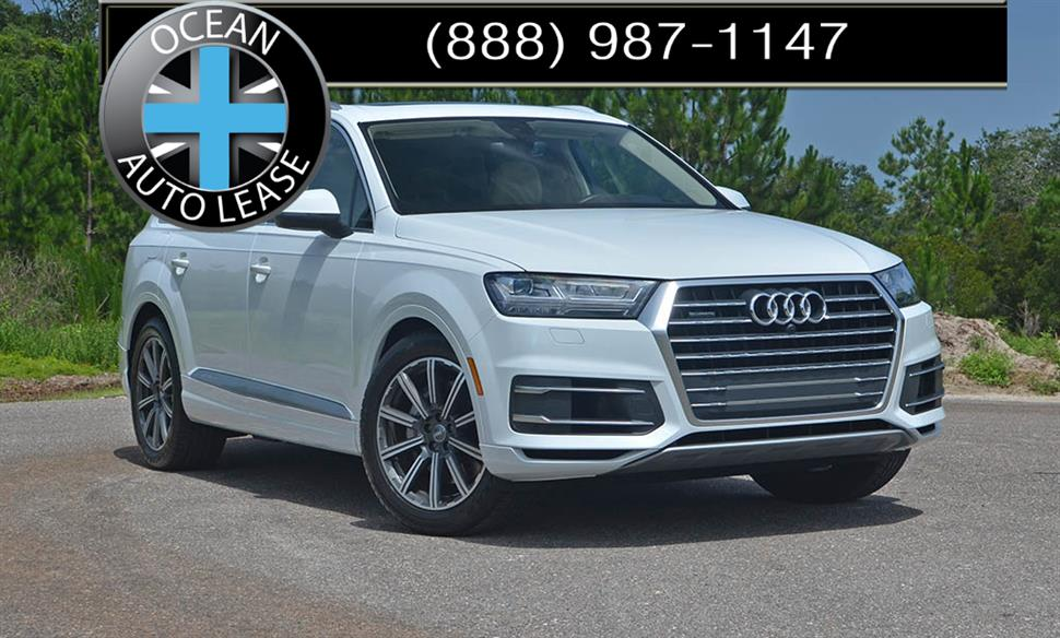 Audi Q7 Lease >> 2019 Audi Q7 Lease In New York Ny