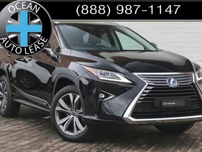 2019 Lexus Rx 450h Lease In New York Ny Swapalease