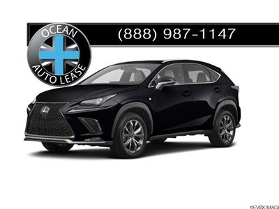 2020 Lexus NX 300 F Sport lease in New York,NY - Swapalease.com