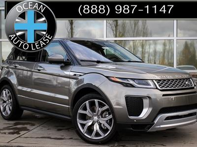 2018 Land Rover Range Rover Evoque lease in New York,NY - Swapalease.com