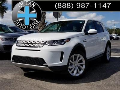 2020 Land Rover Discovery Sport lease in New York,NY - Swapalease.com