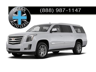 2020 Cadillac Escalade ESV lease in New York,NY - Swapalease.com