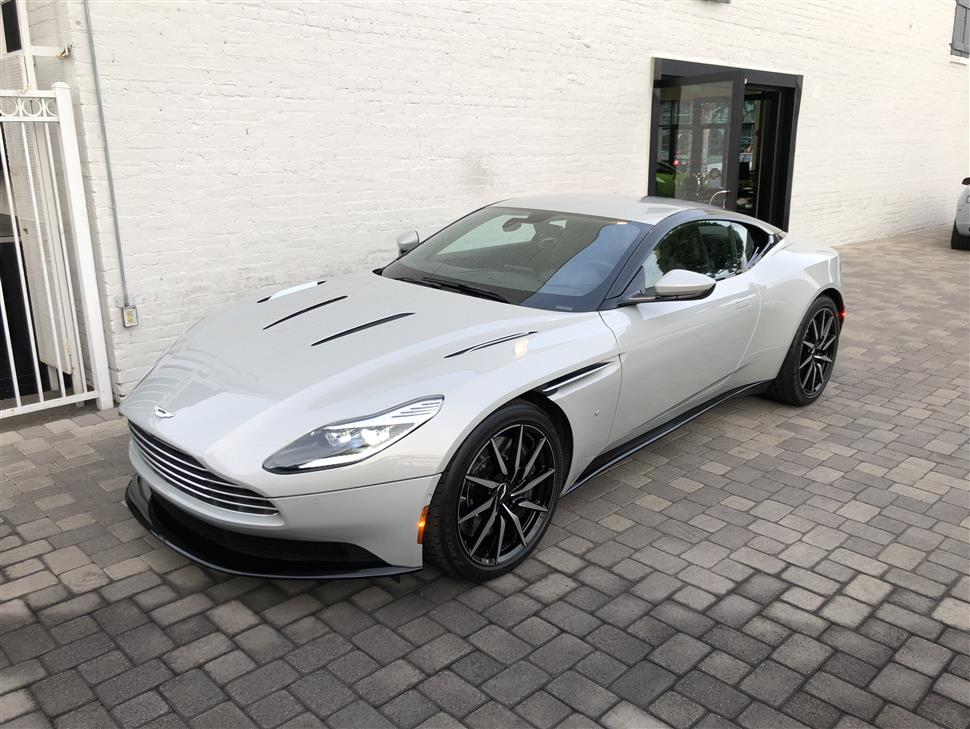 Aston Martin DB Lease In Pasadena CA - Lease aston martin