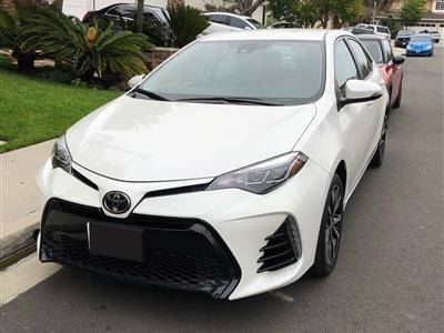 2017 Toyota Corolla lease in Laguna Niguel,CA - Swapalease.com