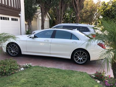 2018 Mercedes-Benz S-Class lease in Winnetka,CA - Swapalease.com