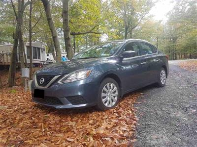 2017 Nissan Sentra lease in Maspeth,NY - Swapalease.com