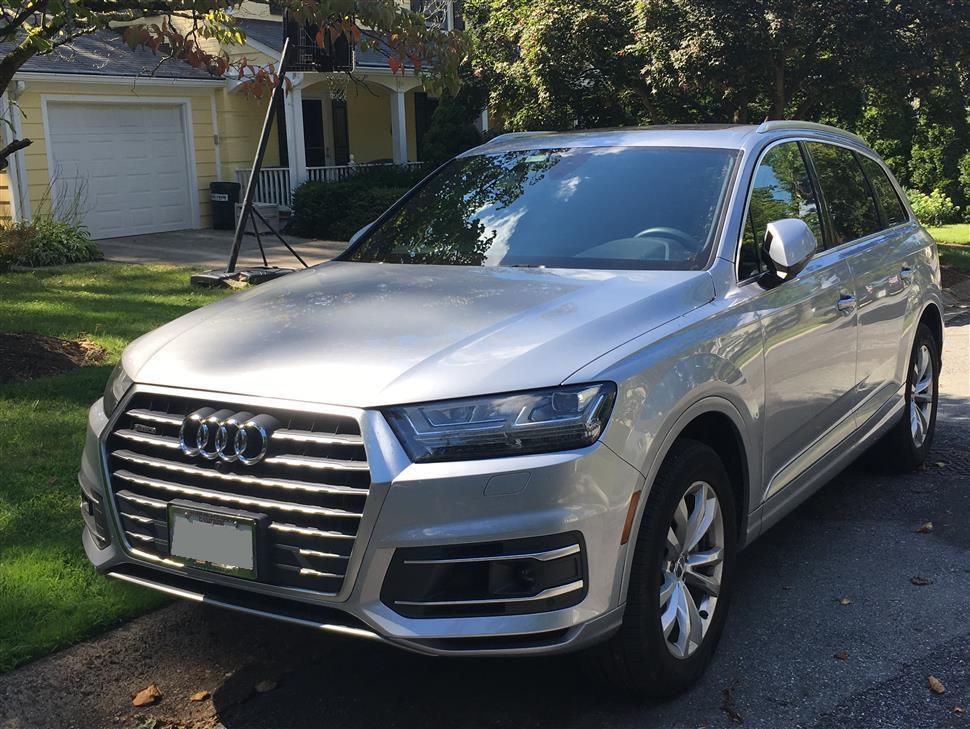 Audi Q Lease In Bethesda MD - Audi bethesda