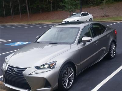 2017 Lexus IS 200t lease in Atlanta,GA - Swapalease.com