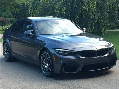 2018 BMW M3 lease in Parkridge ,IL - Swapalease.com