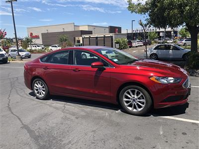 2017 Ford Fusion lease in Canton,MI - Swapalease.com