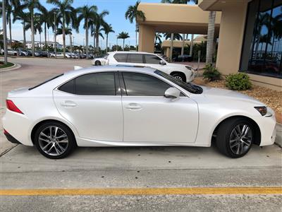 2018 Lexus IS 300 lease in Deerfield Beach,FL - Swapalease.com