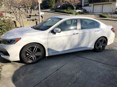 2017 Honda Accord lease in Benicia,CA - Swapalease.com