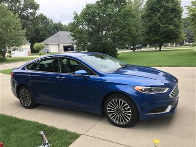 2018 Ford Fusion lease in Kalamazoo,MI - Swapalease.com