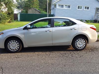2016 Toyota Corolla lease in New Milford,NJ - Swapalease.com