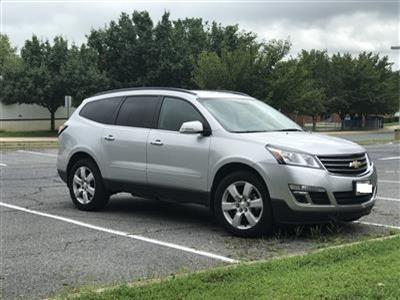 2017 Chevrolet Traverse lease in Frederick,MD - Swapalease.com
